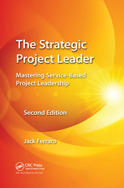 The Strategic Project Leader - 2nd Edition book cover