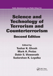 Science and Technology of Terrorism and Counterterrorism - 2nd Edition book cover