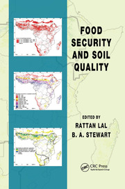 Food Security and Soil Quality - 1st Edition book cover