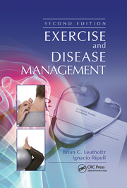 Exercise and Disease Management - 2nd Edition book cover