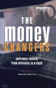 The Money Changers - 1st Edition book cover