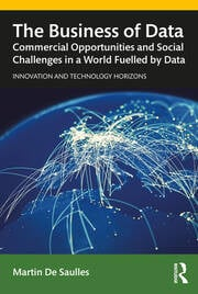 The Business of Data - 1st Edition book cover