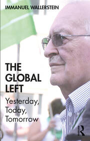 The Global Left - 1st Edition book cover