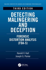 Detecting Malingering and Deception - 3rd Edition book cover