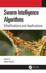 Swarm Intelligence Algorithms - 1st Edition book cover
