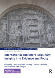 International and Interdisciplinary Insights into Evidence and Policy - 1st Edition book cover
