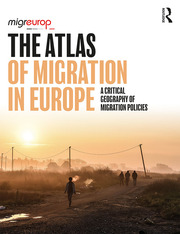 The Atlas of Migration in Europe - 1st Edition book cover