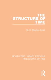 The Structure of Time - 1st Edition book cover
