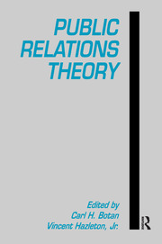 Public Relations Theory - 1st Edition book cover