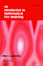 Introduction to Mathematical Fire Modeling - 2nd Edition book cover