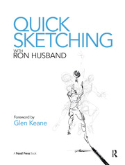 Quick Sketching with Ron Husband - 1st Edition book cover