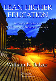 Lean Higher Education - 1st Edition book cover