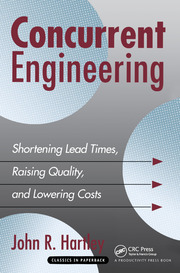 Concurrent Engineering - 1st Edition book cover