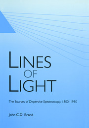 Lines of Light - 1st Edition book cover