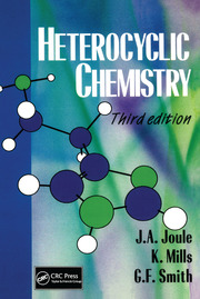 Heterocyclic Chemistry, 3rd Edition - 3rd Edition book cover