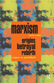 Marxism 1844-1990 - 1st Edition book cover