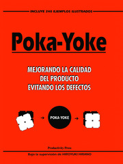 Poka-yoke (Spanish) - 1st Edition book cover