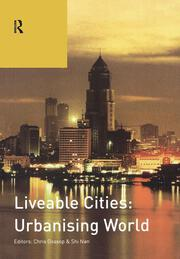 Liveable Cities: Urbanising World : ISOCARP 07 - 1st Edition book cover
