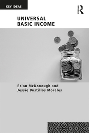 Universal Basic Income - 1st Edition book cover