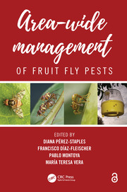 Area-Wide Management of Fruit Fly Pests -  1st Edition book cover