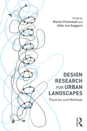 Design Research for Urban Landscapes - 1st Edition book cover