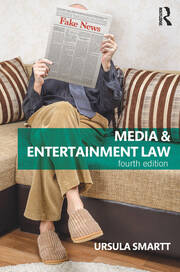 Media & Entertainment Law - 4th Edition book cover