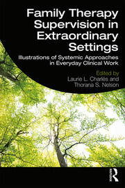 Family Therapy Supervision in Extraordinary Settings - 1st Edition book cover