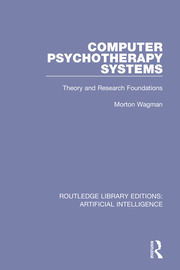 Computer Psychotherapy Systems - 1st Edition book cover