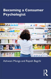Becoming a Consumer Psychologist - 1st Edition book cover