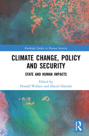 Climate Change, Policy and Security - 1st Edition book cover