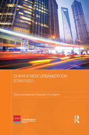 China's New Urbanization Strategy - 1st Edition book cover