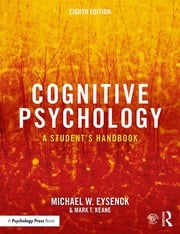 Cognitive Psychology - 8th Edition book cover