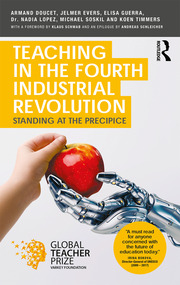 Teaching in the Fourth Industrial Revolution - 1st Edition book cover