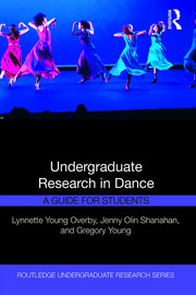 Undergraduate Research in Dance - 1st Edition book cover