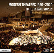 Modern Theatres 1950–2020 - 1st Edition book cover