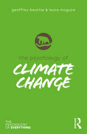 The Psychology of Climate Change - 1st Edition book cover