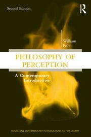 Philosophy of Perception - 2nd Edition book cover