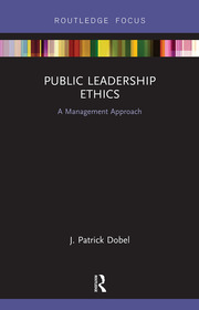 Public Leadership Ethics - 1st Edition book cover