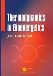 Thermodynamics in Bioenergetics -  1st Edition book cover