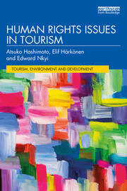 Human Rights Issues in Tourism book cover