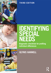 Identifying Special Needs - 3rd Edition book cover