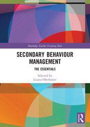 Secondary Behaviour Management - 1st Edition book cover