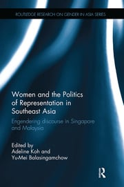Women and the Politics of Representation in Southeast Asia - 1st Edition book cover