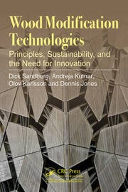 Wood Modification Technologies - 1st Edition book cover