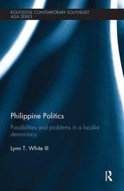 Philippine Politics - 1st Edition book cover
