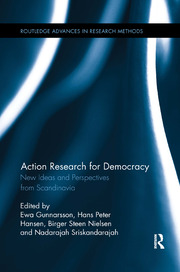 Action Research for Democracy - 1st Edition book cover