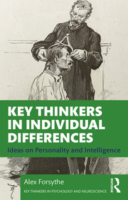 Key Thinkers in Individual Differences : Ideas on Personality and Intelligence - 1st Edition book cover