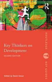 Key Thinkers on Development - 2nd Edition book cover