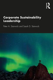 Corporate Sustainability Leadership - 1st Edition book cover