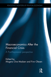 Macroeconomics After the Financial Crisis - 1st Edition book cover